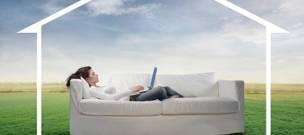 יתרונות וחסרונות בעבודה מהבית