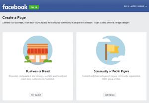 פרסום בפייסבוק עמוד עסקי