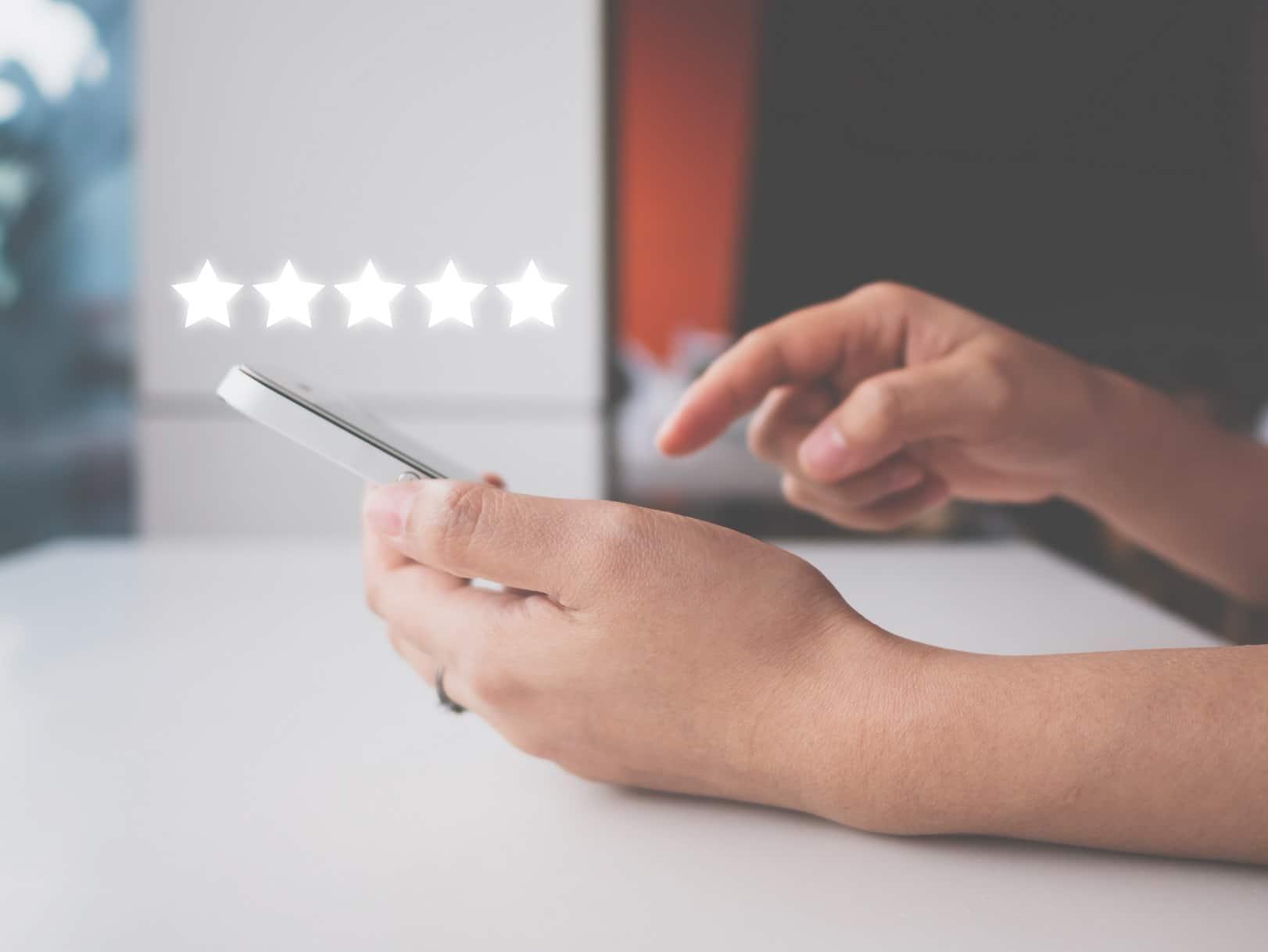 עוד כוכב אחד: 5 דרכים פשוטות להשיג עוד המלצות מלקוחות